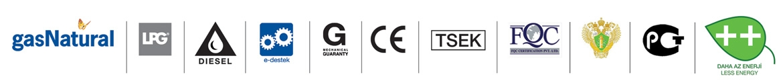 ds2- ürün işleme ve taşıma Ürün sertifika ve belgeleri