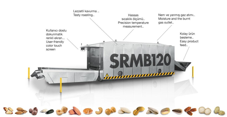 SRMB120 - KAVURMA FIRINI