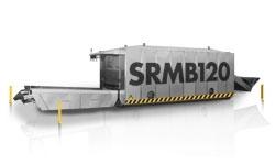 SRMB120 K - KURUTMA MAKİNESİ