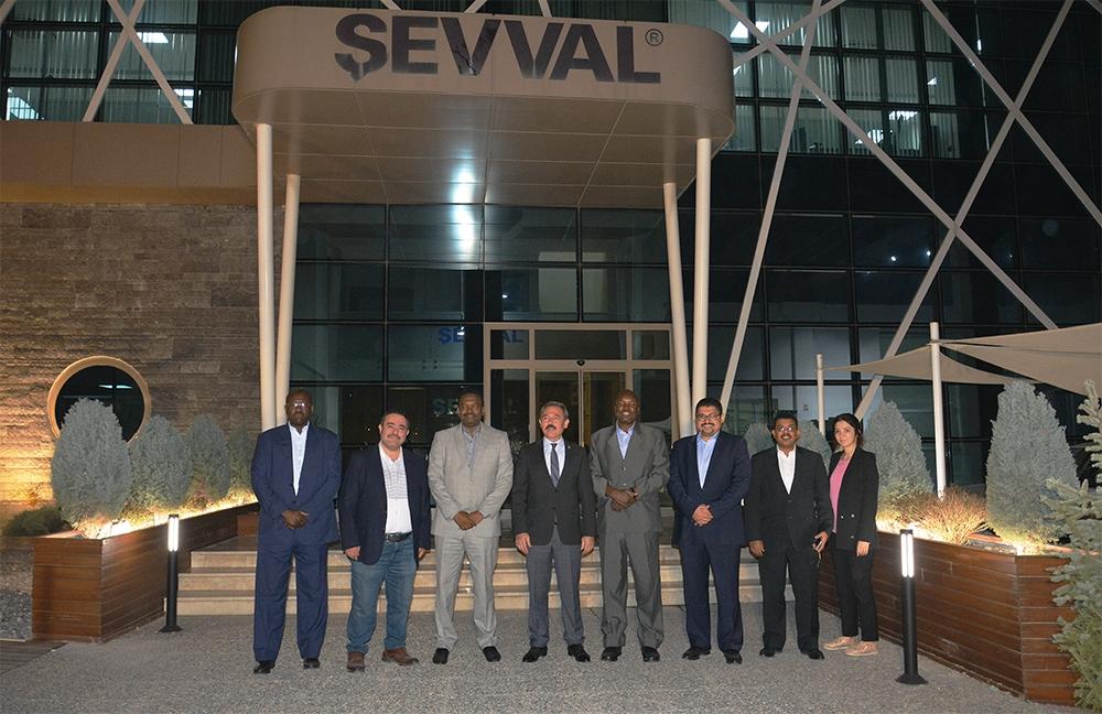 Sudan Heyeti Şirketimize ziyarette bulundu