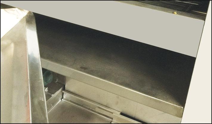 SRMB120 - KAVURMA FIRINI Kolay temizleme...